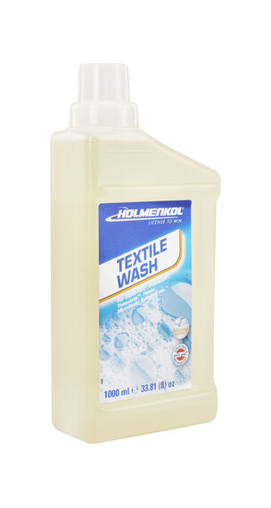 Holmenkol Textile Wash 1000ml onderhoud transparant